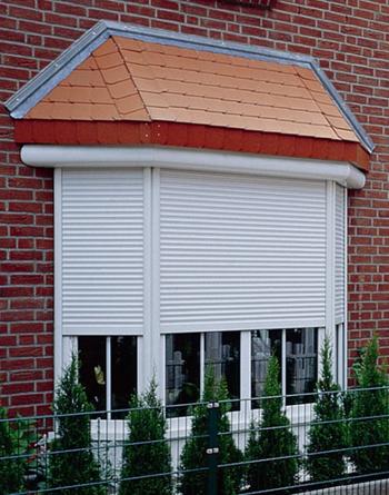 欧式卷帘窗,电动卷帘窗
